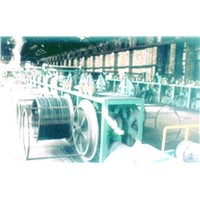 Steel Wire Heating Treatment Smokeless Pickling Phosphating Continuous Production Line