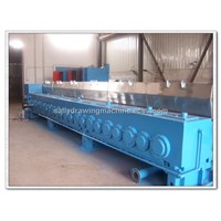 thirteen mold heavy copper wire drawing machine