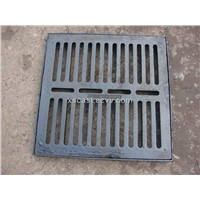 water grate  with frame and anti-theft bolt