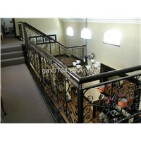 Wrought Iron Balustrade HT-S011