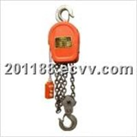 endless chain motor lifting block