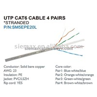 good-quality cat6 cable with stranded