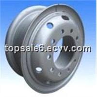 wheel rims/ rims,truck wheel rims, 8.5-20, 8.5-24, 8.00-20, 7.5-20