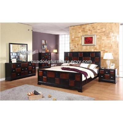 antique solid wood bedroom set hdb004 hdb004 china