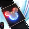 LED Mickey Mouse watch Men Lady wrist watch