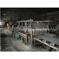 Cement Fiber Sheet Making Machine