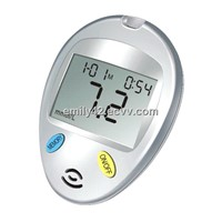 Auto Voice Digital Blood Glucose Meter
