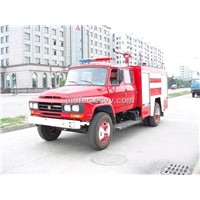 Dongfeng 3500L Fire Truck