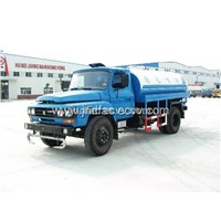 Dongfeng 7000L Gasoline Engine Water Tank Truck