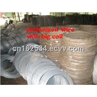 Galvanized Iron Wire with Big Coil  BWG33-4