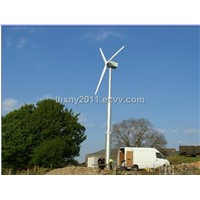 10kw Wind turbine system power generator with hydraulic tower