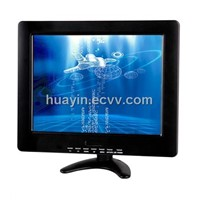 "12.1"" Touch LCD Monitor with Built-In TV Tuner"
