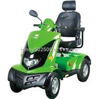 280kgs loading capacity mobility scooter with CE approved