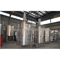 3000lstainless steell beer equipment