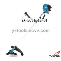 31CC 4-stroke Engine Gasonline Brush Cutter