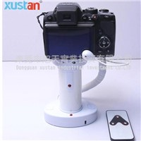 Alarm security display stand for camera