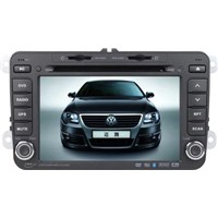 CAR PC with X86 system gps for volkswagen (C9702)