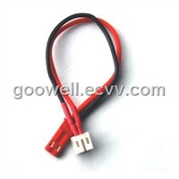 Charger Lead MCP-X, E-Flite 3D heli type single cell