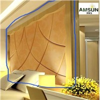 Cloth art leather sound-absorbing board:Absorption body