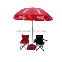 Coca Cola promotion beach umbrella BU001