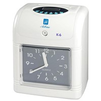 Electronic Analogue Time Recorder aibao brand K-6