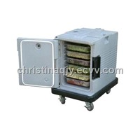 Front-loading Insulated Food Container, Food Carrier, Thermal Food Container, Thermal Food Box