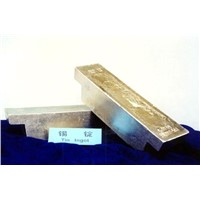 High Purity Tin Ingot