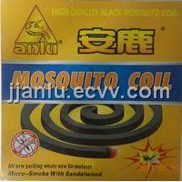 High Quality Anlu Black Mosquito Coil Incense