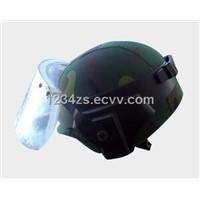 High-performance Ballistic Helmet