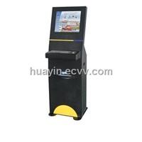 Information TouchScreen Kiosk
