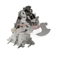 Jigsaw Puzzle Toys, Moving 3D Puzzle - Robot (HWMP-04)