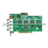 KDM-4400R Kodicom DVR card 4channel BNC input,1 channel audio input,TV output