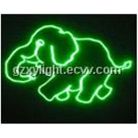 K-898 SD Card Mini animation disco laser party light