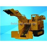 LWL-160 excavation loading machine (160cbm/h)