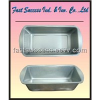 Metal Tray for packing food/BBQ