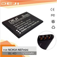 NOKIA  BL-4D mobile phone battery