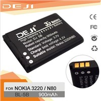 NOKIA BL- 5B mobile phone battery rechargeable Li-ion battery