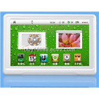 OEM HD1080P Touch PMP Video games 4.3 inch 4GB