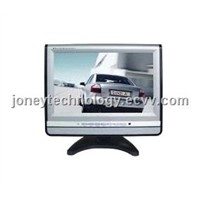 PC/AV/TV input LCD monitor 11.3 inch 12V DC