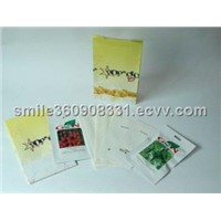 Plastic flexible packaging