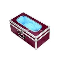 Rose   Aluminium Alloy Auto Shoe Cover Machine
