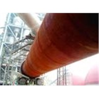 Sell the lime calcinating machine Rotary kiln