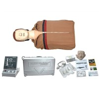 Senior Body of Cardiopulmonary Resuscitation Training Simulator
