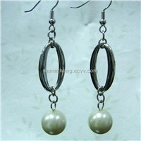 Simple style imitation jewellery designs fashion earring