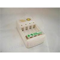 Solar Battery Charger for AA/AAA NI-CD/NI-MH Battery