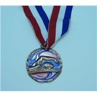 Sport metal medallions