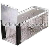 Squirrel, chipmunk catching cage trap(collapsible)