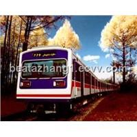 TEHERAN METRO ELECRIC CAR TRAIN-SET