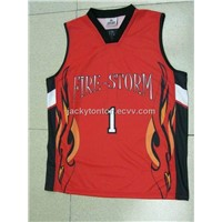 TONTON SPORTSWEAR (SHENZHEN) CO. LTD   Basketball Jersey