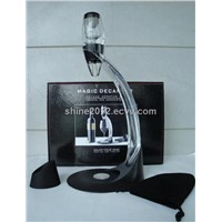 V001 Delux set wine decanter